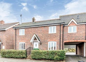 Thumbnail 3 bed link-detached house for sale in The Furlong, Oakley, Bedford, Bedfordshire