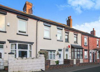 Thumbnail 4 bed terraced house to rent in Sackville Street, Stoke-On-Trent