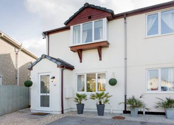 Thumbnail 4 bed end terrace house to rent in Miners Court, St. Georges Hill, Perranporth