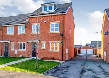 Thumbnail 3 bed terraced house for sale in Lismore Gardens, Thornaby, Stockton On Tees