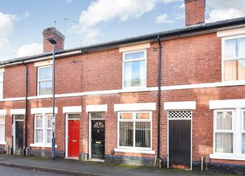 Thumbnail 2 bed property for sale in Roman Road, Derby
