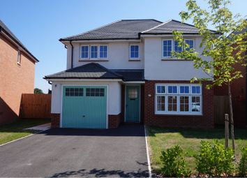 Thumbnail 4 bed detached house for sale in Mercia Grove, Chester