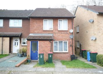 Thumbnail 1 bed maisonette to rent in St Andrews Road, Ifield, Crawley