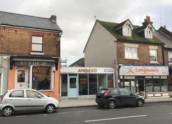 Thumbnail Retail premises for sale in 31A High Street, Edenbridge, Kent