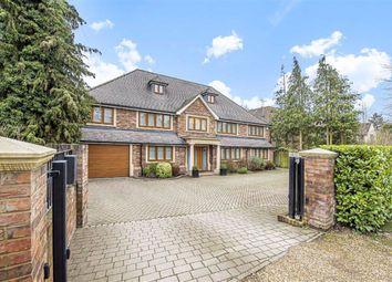 Newlands Avenue, Radlett, Hertfordshire WD7. 7 bed detached house for sale