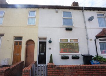 Thumbnail 2 bed terraced house for sale in Dibdale Street, Dudley