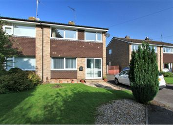 Thumbnail 3 bed semi-detached house for sale in Knapp Road, Thornbury, Bristol