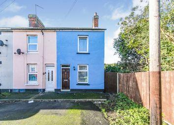 Thumbnail 1 bed end terrace house for sale in Parkeston Road, Parkeston, Harwich