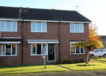Thumbnail 2 bed terraced house for sale in Woldgate View, Pocklington, York