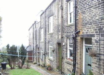 Thumbnail 2 bed property to rent in Co-Operative Terrace, Heptonstall, Hebden Bridge
