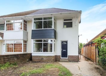 Thumbnail 3 bed semi-detached house for sale in Coalville Road, Southampton