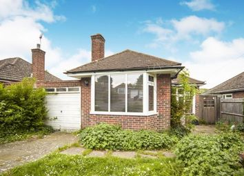 Thumbnail 2 bed bungalow for sale in Tandridge Gardens, Sanderstead, South Croydon