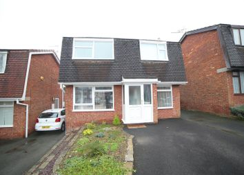 Thumbnail 3 bed detached house for sale in St. Michaels Road, Madeley, Telford