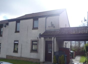 Thumbnail 2 bed flat to rent in Kierhill Road, Cumbernauld, Glasgow