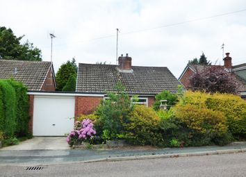Thumbnail 2 bedroom bungalow for sale in Tarnside Close, Stockport