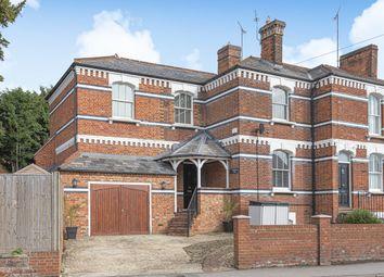 4 bed semi-detached house for sale in Wellington Road, Wokingham RG40