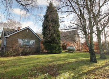 Thumbnail 3 bed detached bungalow for sale in Church Row, Doncaster Road, Whitley, Goole