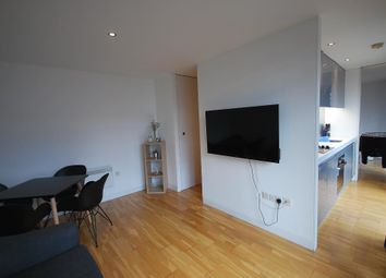 Thumbnail 1 bed flat to rent in Ellesmere Street, Castefield, Manchester