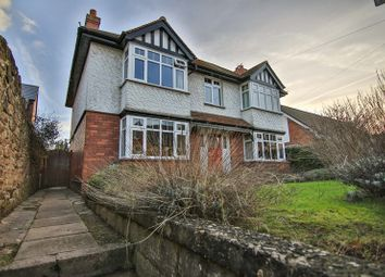 Thumbnail 3 bedroom detached house for sale in Gloucester Road, Ross-On-Wye