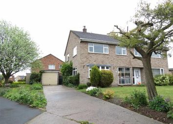 Thumbnail 3 bed semi-detached house for sale in Lydham Road, Shrewsbury