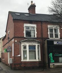 Thumbnail 1 bed flat to rent in Tyndale Street, Leicester