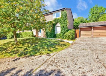 Thumbnail 4 bed detached house for sale in Redhill Wood, New Ash Green, Longfield, Kent