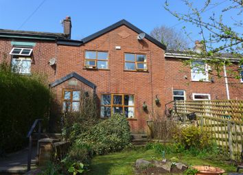Thumbnail 4 bed terraced house for sale in Higher Lomax Lane, Heywood