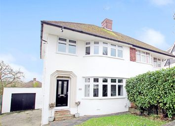 Thumbnail 3 bed semi-detached house for sale in South Drive, South Orpington, Kent
