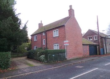 Thumbnail 3 bed detached house to rent in Manor Road, Easthorpe, Vale Of Belvoir