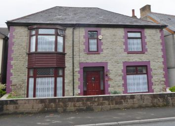 Thumbnail 4 bed detached house for sale in House, Blackmill, Bridgend.