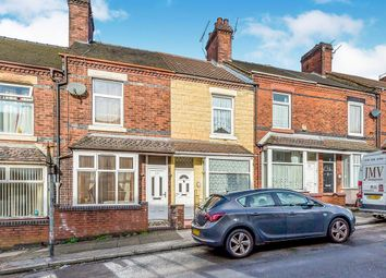Thumbnail 2 bed terraced house to rent in Boulton Street, Stoke-On-Trent