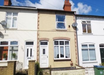 Thumbnail 3 bed terraced house for sale in Clarendon Road, Bearwood, Smethwick