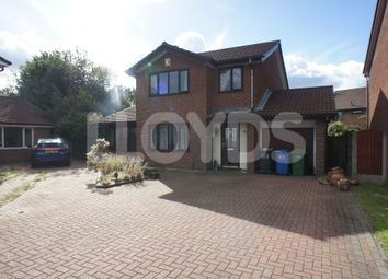 Thumbnail 4 bed detached house to rent in Vincent Close, Great Sankey, Warrington