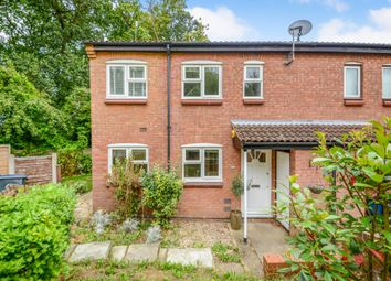 Thumbnail 3 bed end terrace house for sale in Temple Court, Bengeo, Hertford