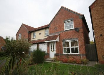 Thumbnail 3 bed semi-detached house to rent in Lordswood Road, Trentham, Stoke-On-Trent