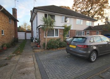 Thumbnail Semi-detached house for sale in Hawkins Road, Crawley