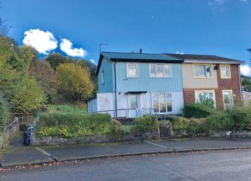 Thumbnail 3 bed semi-detached house for sale in Waunarlwydd Road, Waunarlwydd, Swansea