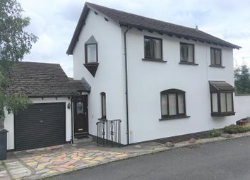 Thumbnail 3 bed detached house to rent in Morningside, Dawlish
