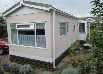 Thumbnail 1 bedroom mobile/park home for sale in Glebe Drive (Ref 5427), Countesthorpe, Leicestershire