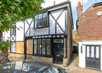 Thumbnail 3 bedroom end terrace house to rent in The Green, High Street, Brasted, Westerham