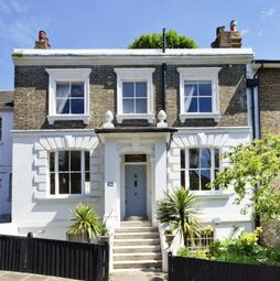 Thumbnail 3 bed terraced house for sale in Christchurch Hill, Hampstead Village, London