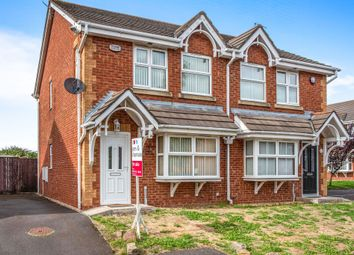 Thumbnail 3 bedroom semi-detached house for sale in Corkdale Road, Walton, Liverpool