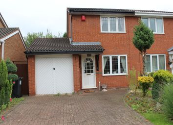 Thumbnail 2 bed semi-detached house for sale in Furness, Glascote, Tamworth