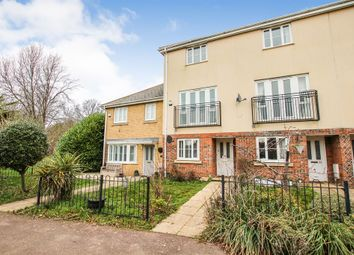 Thumbnail 3 bed town house for sale in Windsor Road, Pitstone, Leighton Buzzard