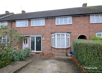 Thumbnail 3 bed terraced house for sale in Linton Avenue, Borehamwood, Hertfordshire