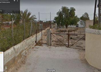 Thumbnail Land for sale in C. Valencia, 3, 1, 03340 Albatera, Alicante, Spain