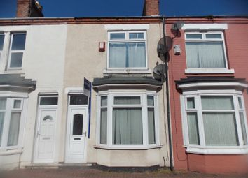 Thumbnail 2 bedroom terraced house to rent in Aire Street, Middlesbrough