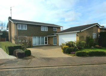Thumbnail 4 bed detached house for sale in Mickle Gate, Longthorpe, Peterborough