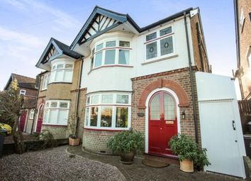 Thumbnail 4 bedroom semi-detached house for sale in Whitehill Avenue, Luton, Bedfordshire, England