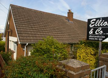 Thumbnail 3 bed bungalow for sale in Prince Road, Kenfig Hill